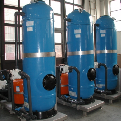 Final Wastewater Filtration