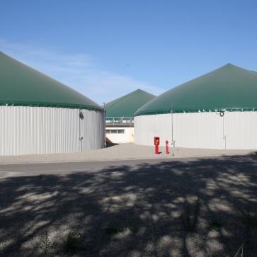 Idromethan: impianto di upgrading da biogas a biometano