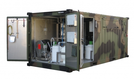 EMERGENCY WATER TREATMENT UNITS