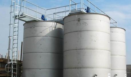 Impianti per l'industria pesante