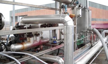 Impianti trattamento acque da macellazione