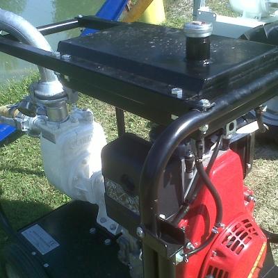 Pompe alimentate a gasolio