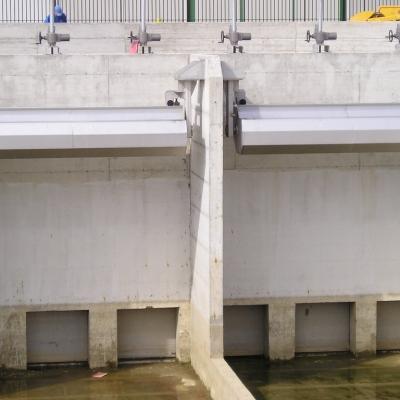 EQUIPMENT FOR RAIN WATER REGULATION