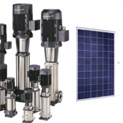 Pompe di superficie solari