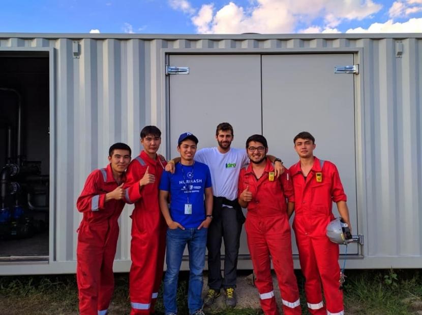 KAZAKISTAN | FORMAZIONE SUL TRATTAMENTO DELLE ACQUE POTABILI