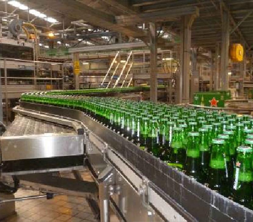 Cliente: Heineken S.p.A. Impianto di demineralizzazione acque di pozzo  Capacità 13 mc/h – Ciclica 130 mc