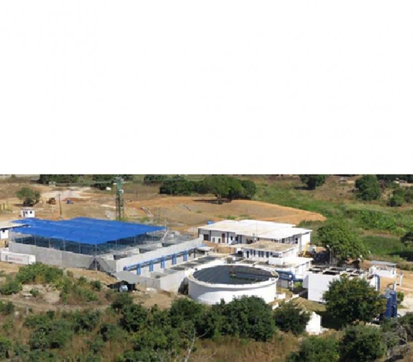 Cliente: Millennium Challenge Account Governo del Mozambico - Unità di Filtrazione Sabbia e Carbone per impianto di potabilizzazione in Nampula