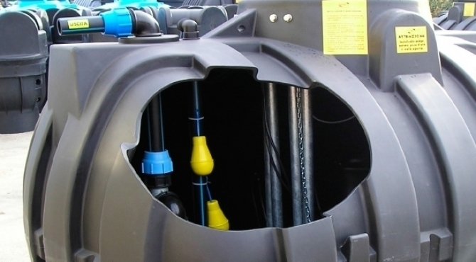 Centraline di sollevamento e accumulo delle acque reflue civili - Green Lift
