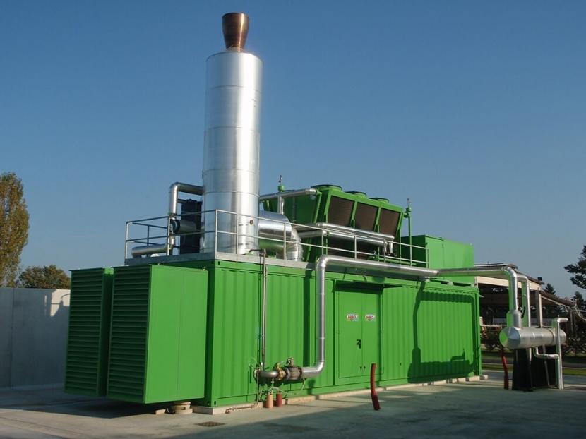 Biogas Da Rifiuti Wastepower