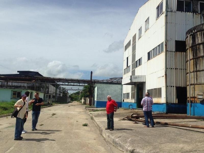 Cuba-trattamento Delle Acque Reflue Industriali