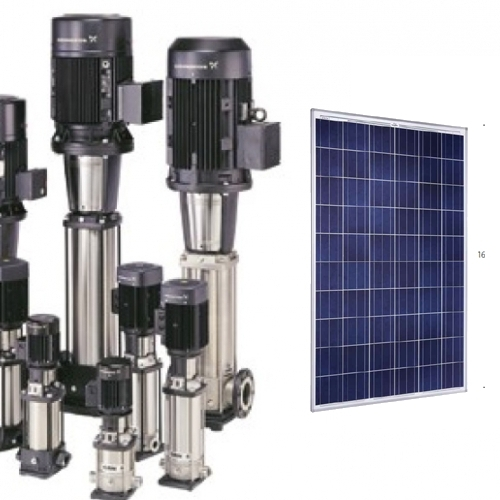 Solar Electrical Surface Pumps